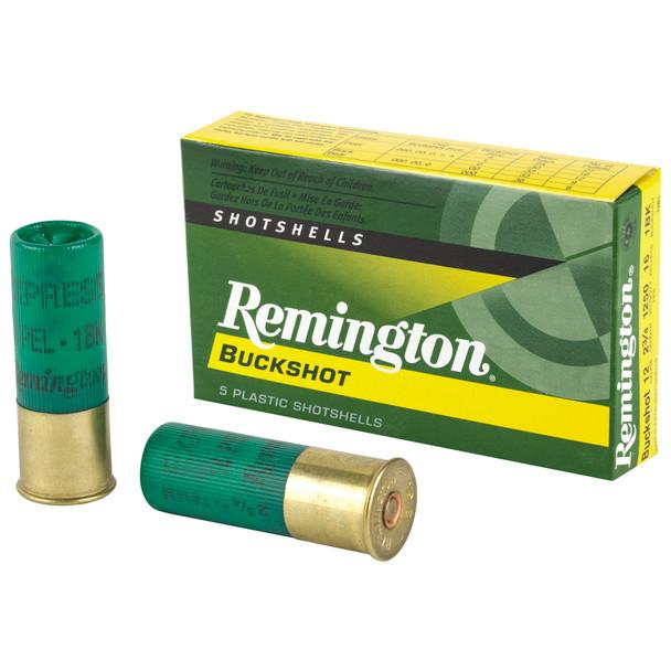Remington 12ga 1BK - 5rd Box