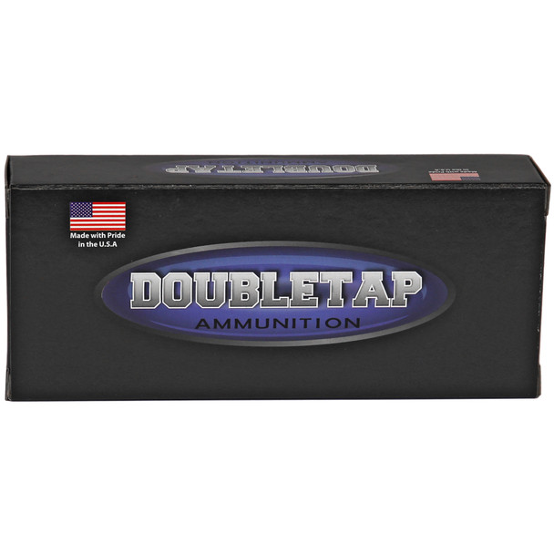 DoubleTap Ammunition, Long Range, 260 Remington, 140Gr, Boat Tail Hollow Point, 20 Round Box