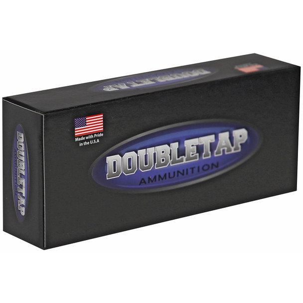 DoubleTap - Lead Free 7.62X39 123Gr Solid Copper HP - 20 Rds