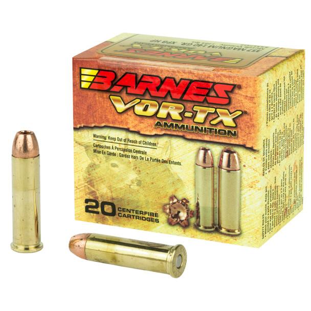 Barnes VOR-TX 357 Mag 140gr XPB - 20rd box