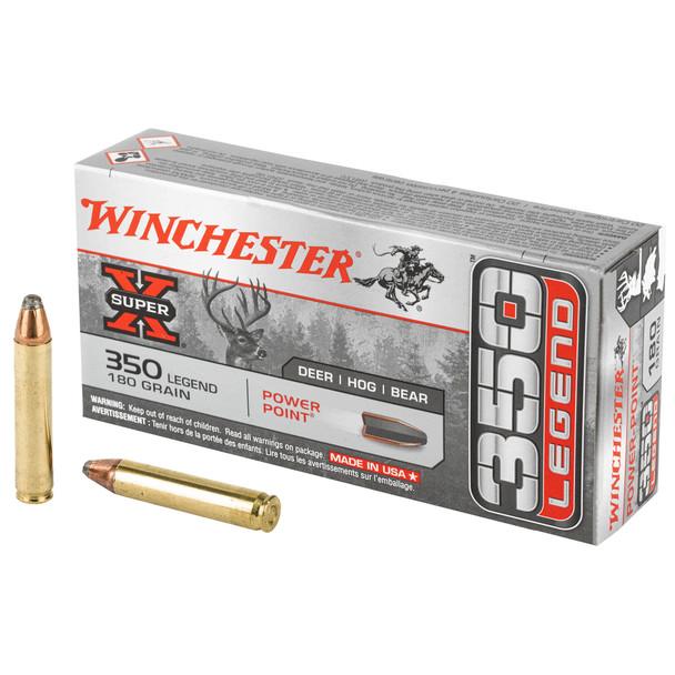 Winchester Super-X 350 Legend 180gr Power Point - 20rd Box