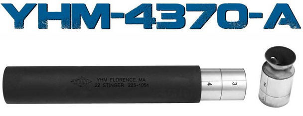 YHM Stinger 22 Suppressor