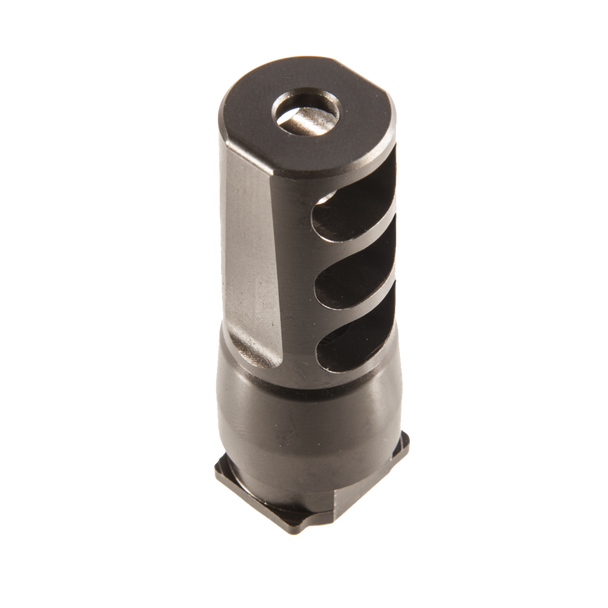 SilencerCo  Trifecta Muzzle Brake 1/2x28 5.56mm