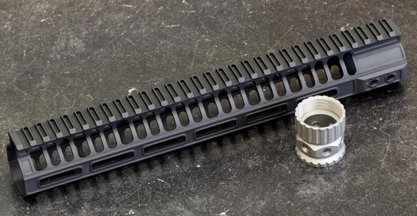 "2A Armament 12"" BL Rail M-LOK"