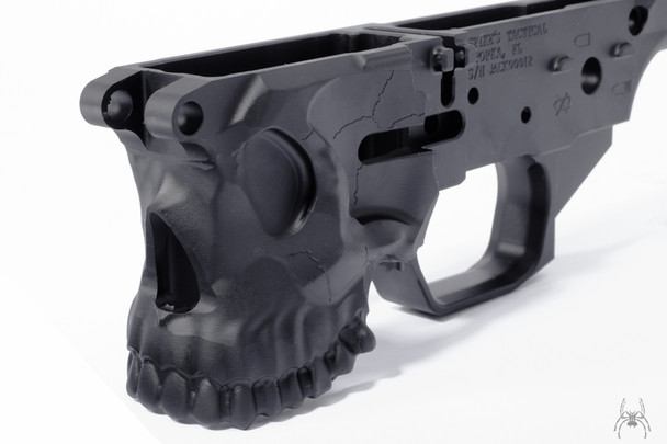 Spikes Tactical The Jack Stripped AR15 Lower