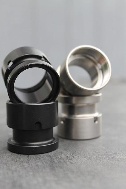V Seven TItanium KMR Barrel Nut Ion Bond