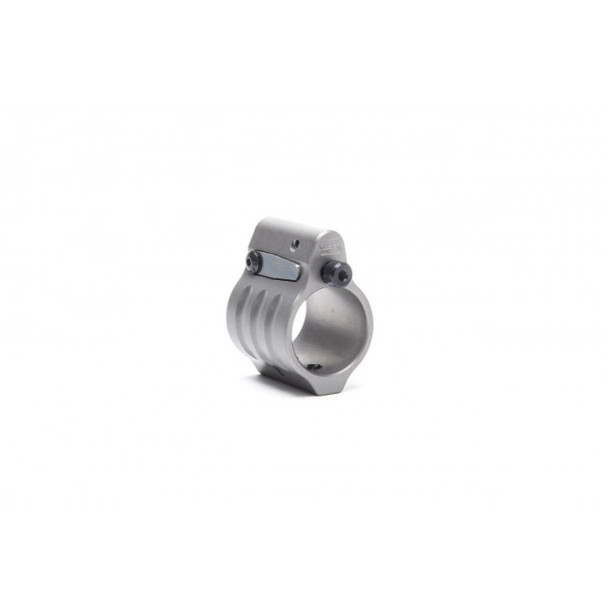 SLR Rifleworks Sentry 7 Set Screw Premium Adjustable Gas Block - Titanium