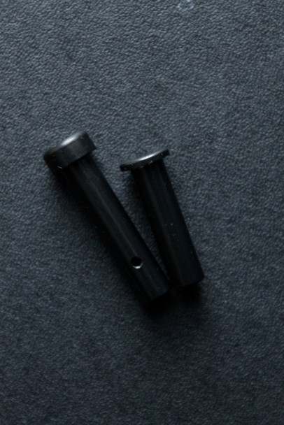 V Seven AR15 Titanium Pivot/Takedown Pins Ion Bond Black
