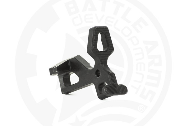 Battle Arms Development BAD-EBC Enhanced Bolt Catch - Black (BAD-EBC)