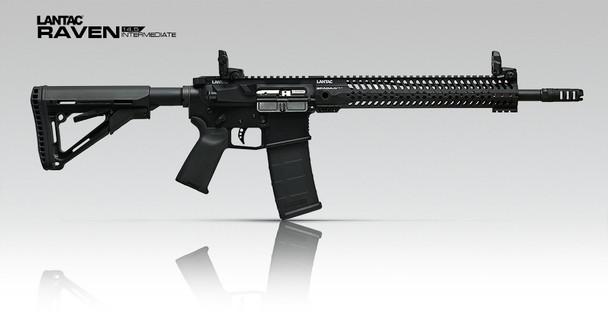 LANTAC™ RAVEN™ Rifle in .223 Wylde. 14.5'' 1:7 Twist Barrel, Intermediate Gas System