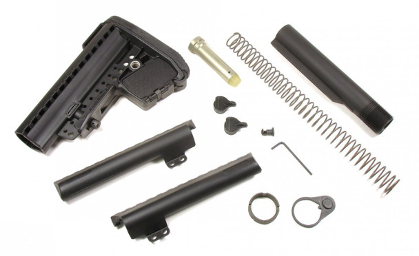 VLTOR EMOD Combo Stock Kit Black