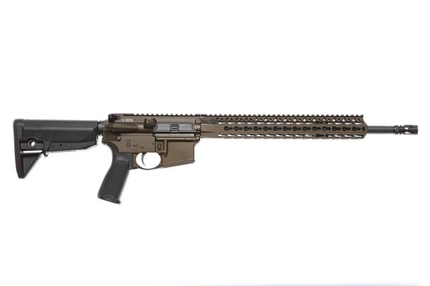 "BCM® RECCE-16 KMR-A Carbine 16"" Burnt Bronze"