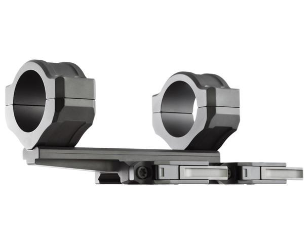 Bobro Dual Lever Precision Optic Mount 30mm Rings, 20 MOA