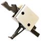 CMC AR-15 / AR-10 Single Stage Drop-in Trigger 3.5lb  – Flat Bow