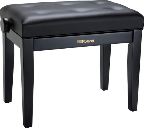 Roland RPB300 BK Adjustable Bench. Also comes in Rosewood and Satin White.