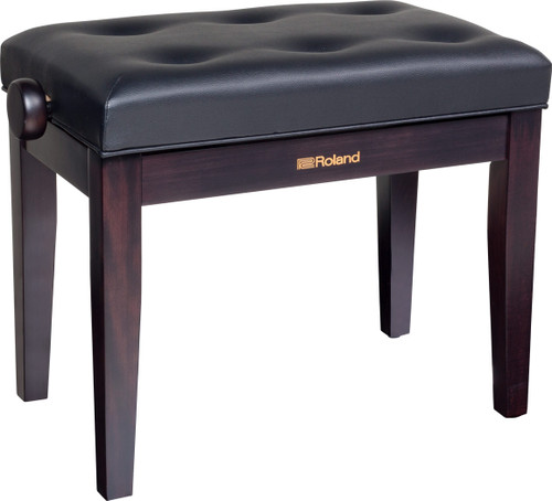 Roland RPB300 RW Adjustable Bench. Also comes in Satin Black and Satin White.