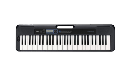 Casio Casiotone CT-S300 Portable Keyboard - Black