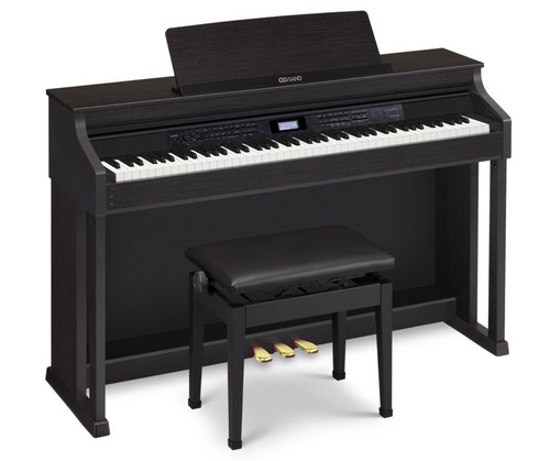 Casio Celviano AP-650 Digital Piano - Black