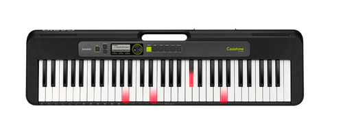 Casio Casiotone LK-S250 Portable Keyboard - Black