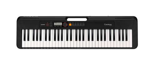 Casio Casiotone CT-S200 Portable Keyboard - Black