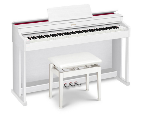 Casio Celviano AP-470 Digital Piano - White