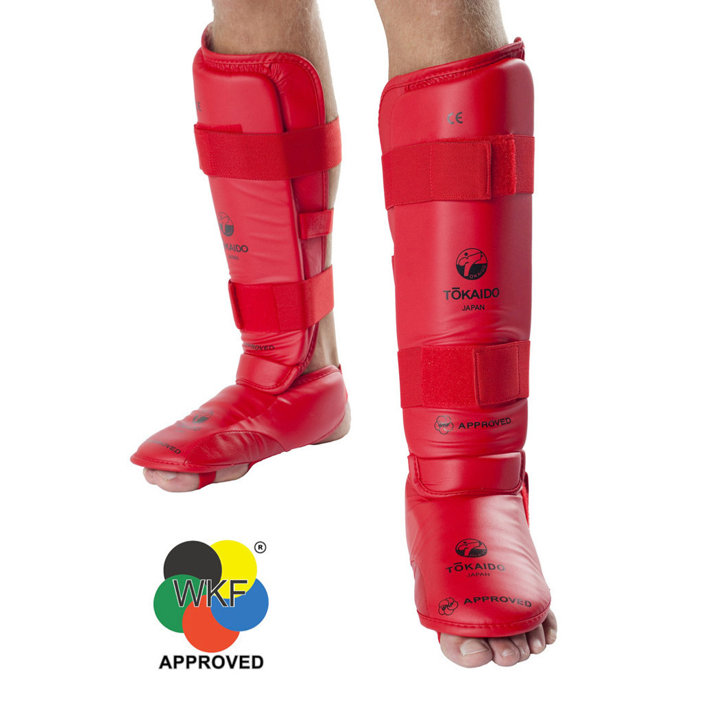 Tokaido WKF Shin and Foot Protection