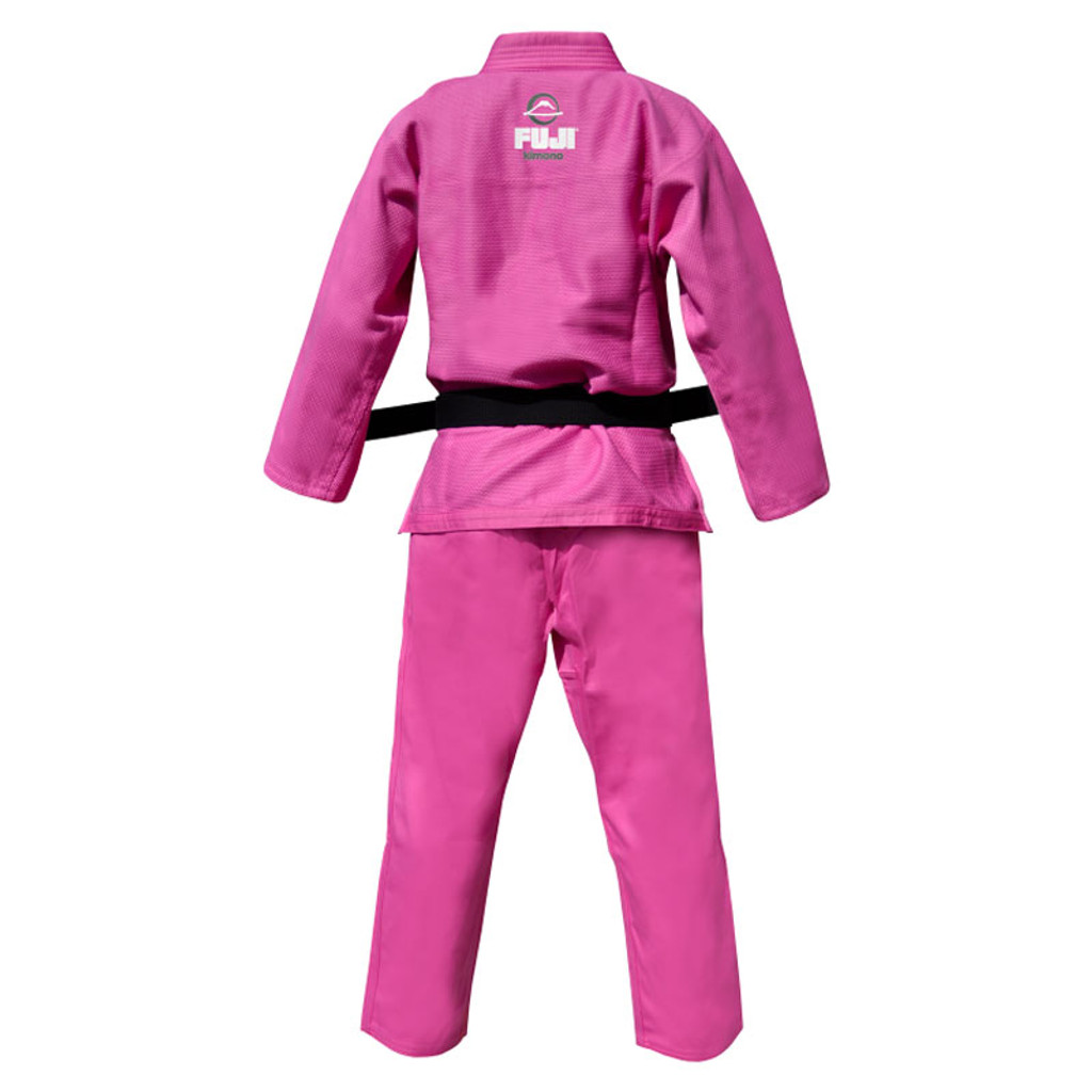 Fuji BJJ All Around Womens Gi - Pink