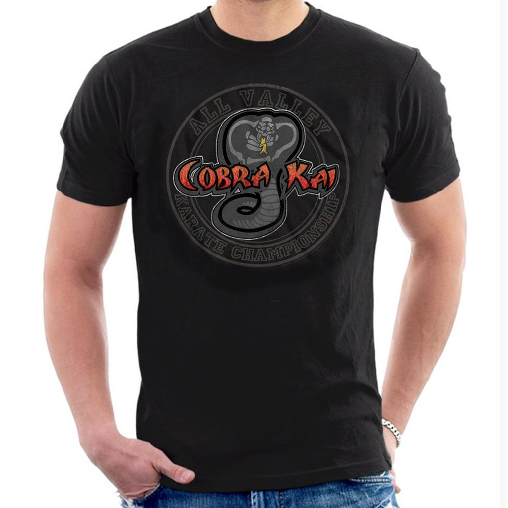 Cobra Kai Tee - All Valley Karate Championships