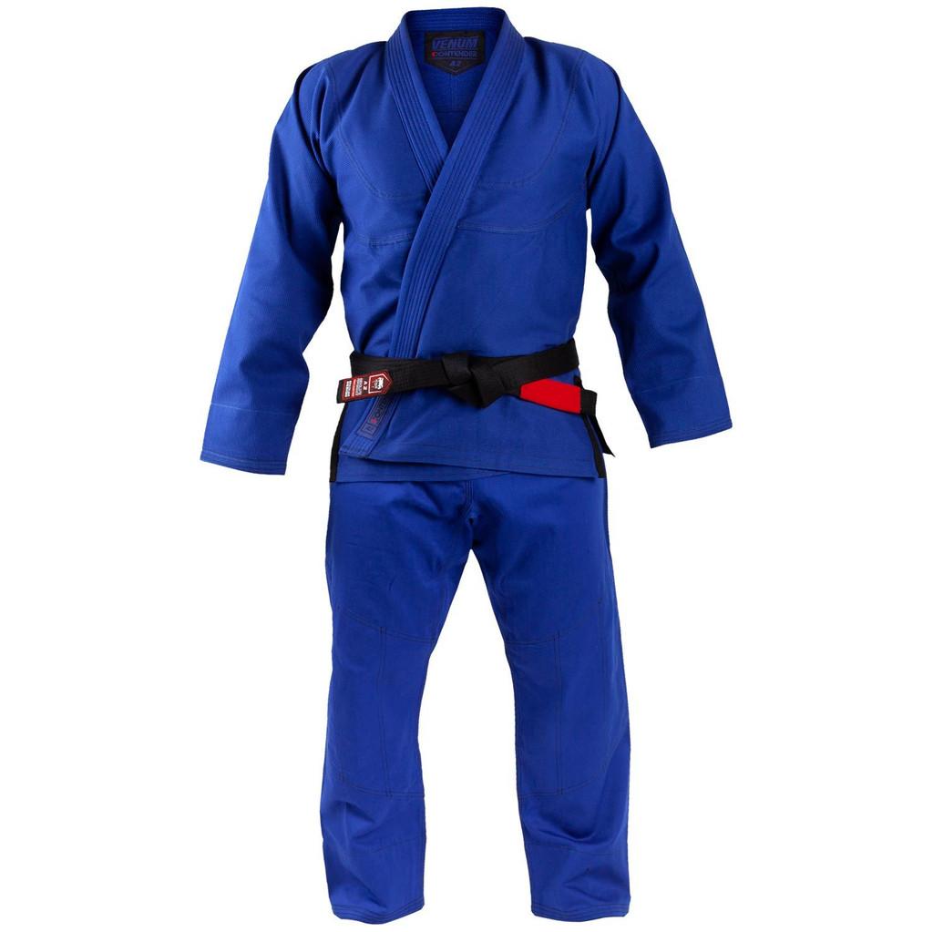 Venum Contender Evo BJJ Kimono (Blue)