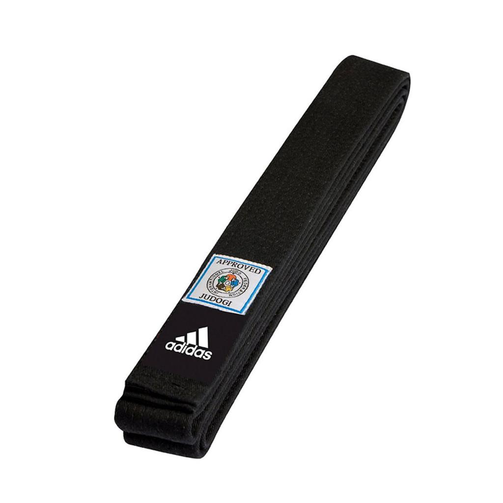 Adidas IJF Elite Black Belt