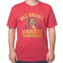 Cobra Kai All Valley Karate Championship Tee