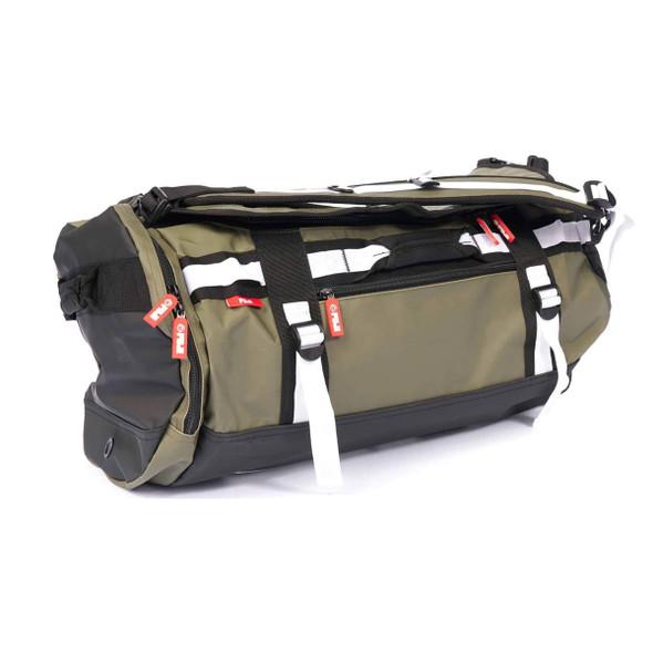 Fuji Sports Comp Convertible Backpack Duffel Army Green