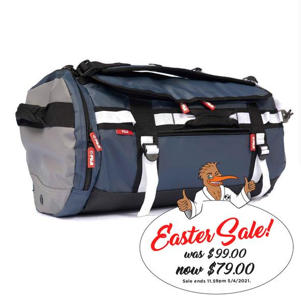 Fuji Sports Comp Convertible Backpack Duffel (Navy)