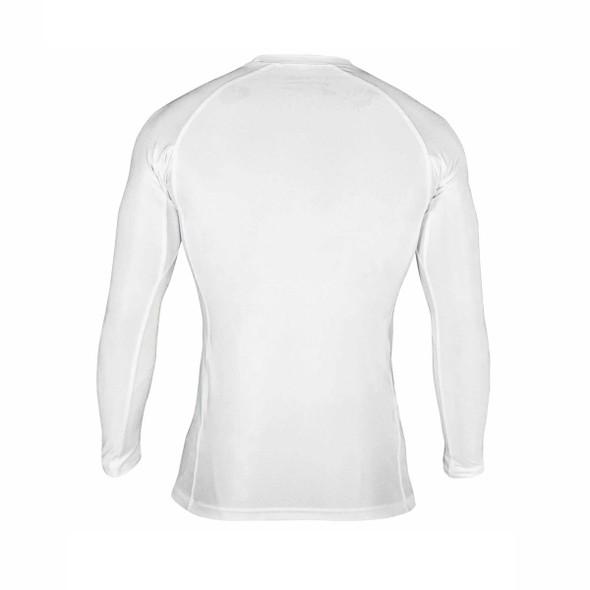 Fuji Baseline Ranked Long Sleeve Rashguard (White)
