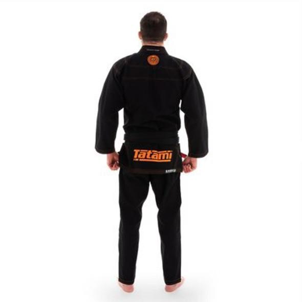 Tatami Estilo Premium 6.0 (Orange & Black)