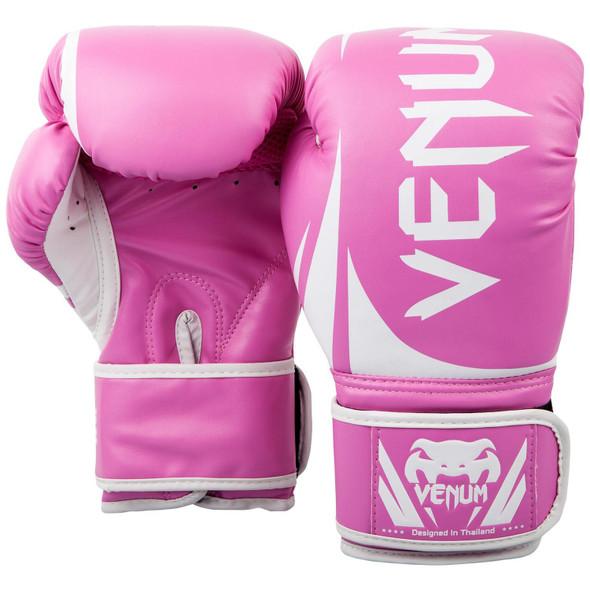 Venum Challenger 2.0 Boxing Gloves (Pink)