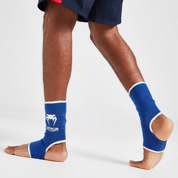 Venum Kontact Ankle Support (Blue)