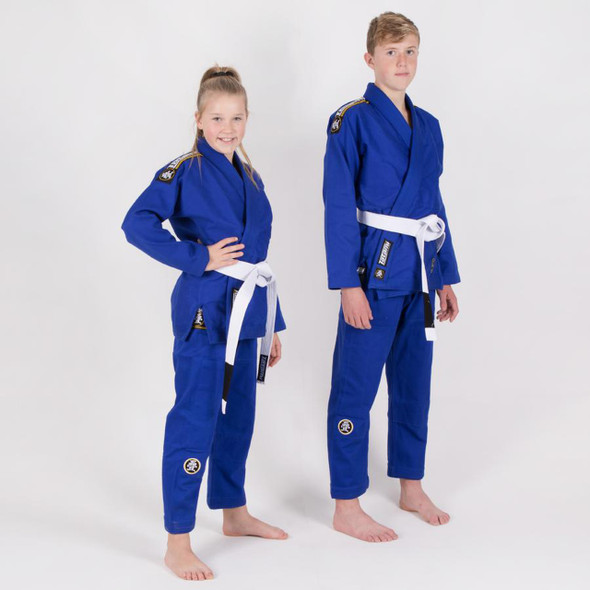 Tatami Nova Absolute Kid's BJJ Gi  (Blue)