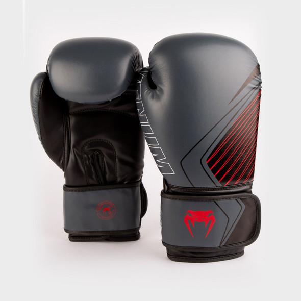 Venum Contender 2.0 Boxing Gloves (Black/Red)