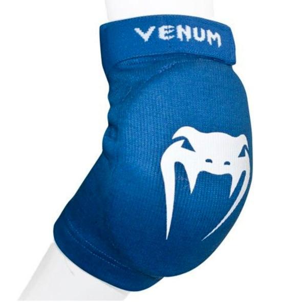 Venum Kontact Elbow Protectors (Blue)