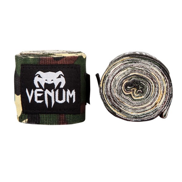 Venum Kontact Boxing Handwraps (Camo 2.5m)