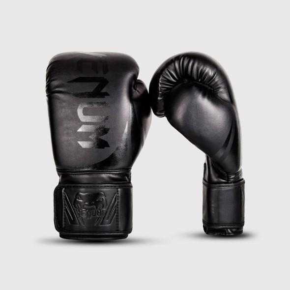 Venum Challenger 2.0 Boxing Gloves (Black/Black)