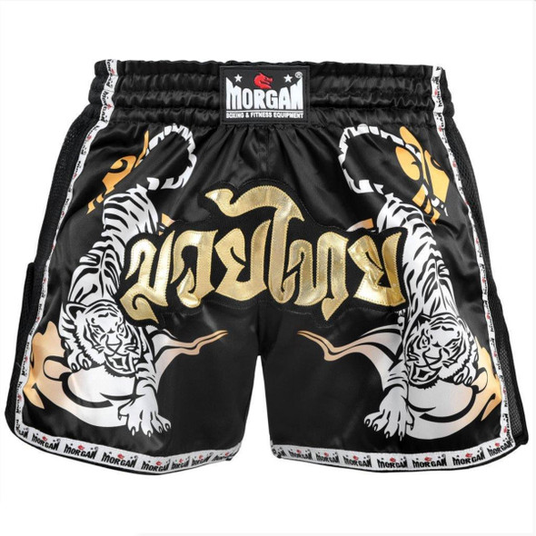 Morgan Bengal Tiger Muay Thai Shorts
