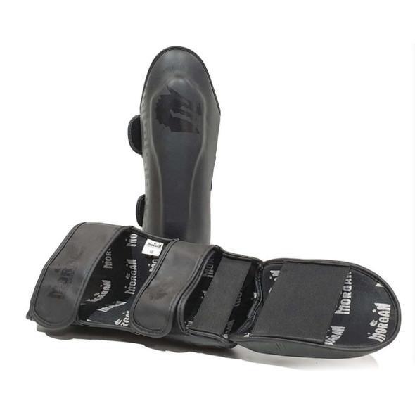 Morgan B2 Bomber (Leather) Shin & Instep Protectors