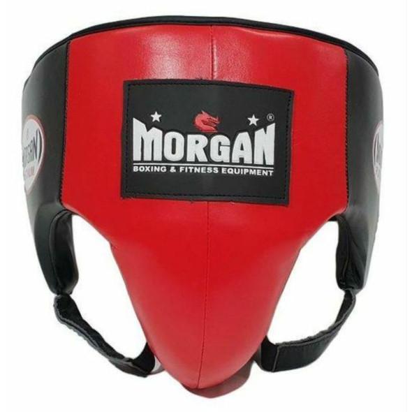 Morgan Platinum Abdo/Groin Guard (Leather)