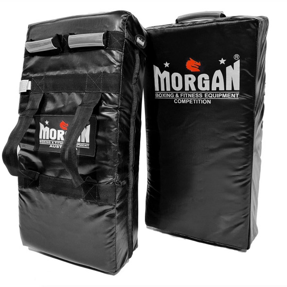 Morgan Competition Extra Heavy-Duty Curved Kick Shield
