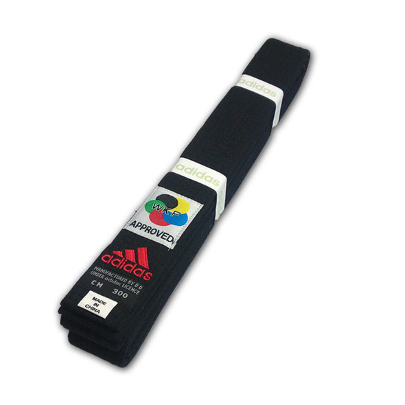 Adidas Elite Karate Black Belt