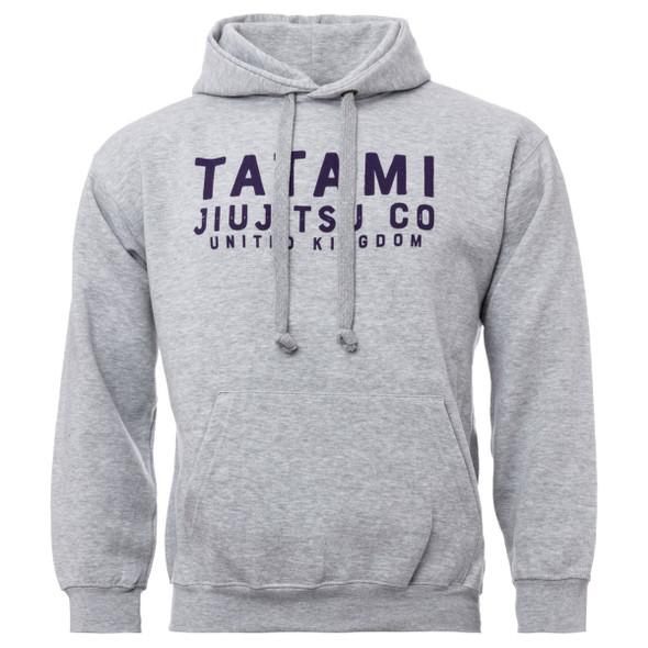 Tatami Supply Co Hoodie (Grey)