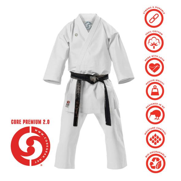 CORE 2.0 Premium Karate Gi