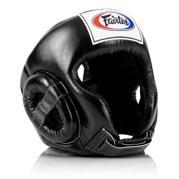 Fairtex Muay Thai Competition Head Guard